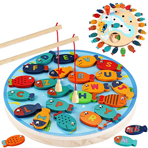 magnetic fishing toy - 2