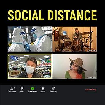 Social Distance (feat. Annette Philip & Casey Driessen)