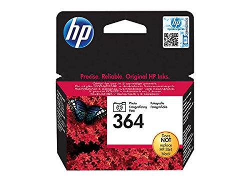HP Hewlett Packard PhotoSmart D 7500 Series 364 CB 317 EE original Tintenpatrone schwarz 130 Seiten 3ml