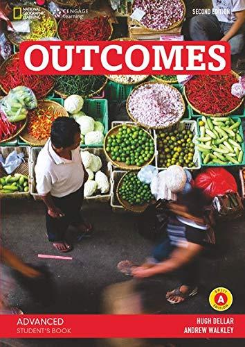 OUTCOMES BRE ADVANCED STUDENTS BOOK SPLIT A/CLASS DVD: Unit 1-8