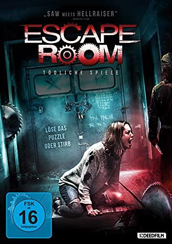 Escape Room - Tödliche Spiele