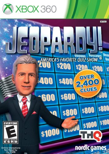 Jeopardy - Xbox New products, world's highest quality popular! Popular brand in the world 360