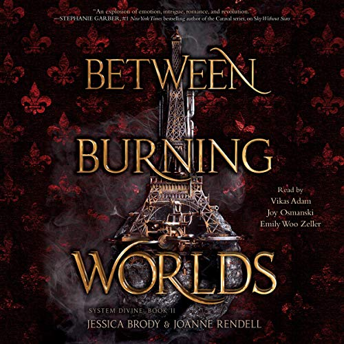 Between Burning Worlds cover art