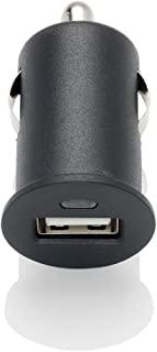 Slabo billaddare miniadapter USB - 1A - för Alcatel 1B (2020)   1C   1S (2019)   1S (2020)   1v (2019)   1V (2020)   1X   ...