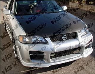 VIS 00-03 Nissan Sentra Carbon Fiber Hood OEM B15 01/02