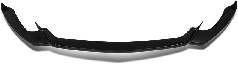 DNA Motoring BPLIP-0016 Front Bumper Lip Splitter Chin Spoiler Body Kit