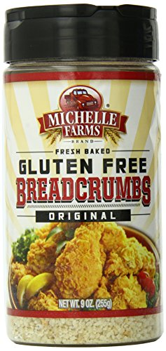 Michelle Farms Gluten Free Original Bread Crumbs, 9 Ounce