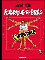 Rubrique-à-brac, l'intégrale de Marcel Gotlib