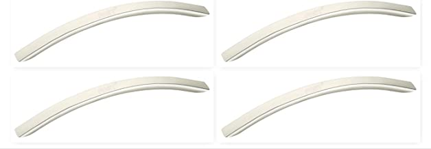4Pcs FAST Stainless Steel C Half Round MAT 128MM Cabinet Handle/Drawer Cabinet Handle/Pull Handle