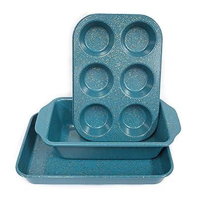 casaWare Toaster Oven 3-Piece Set