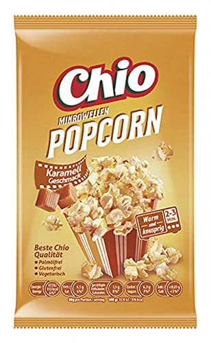 Chio Mikrowellen Popcorn 100g