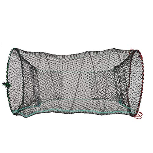 Deyan Pesca Plegable Trampa Cangrejo Cangrejo Langosta Colector Cebo Trampa Red Neta Anguila Gambas Camarones Cebo Vivo
