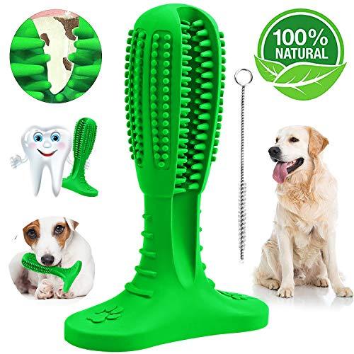 CNNIK Juguete Cepillo Dientes Mascotas, Perros Silicona