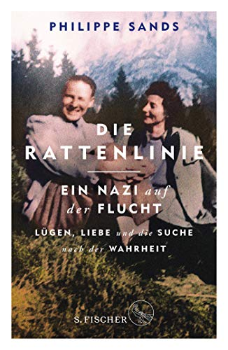 Buchseite und Rezensionen zu 'Die Rattenlinie – ein Nazi auf der Fluch' von Philippe Sands