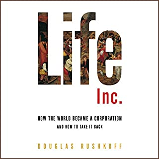 Life Inc. audiobook cover art