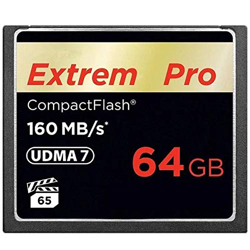 Taurusb 32GB Compact Flash 1067X-Speicherkarte, Pro-Speicherkarte Compact Flash Card 32GB 64GB 128GB CF-Karte Compactflash High Speed 160MB / S 1067X UDMA 7,32GB