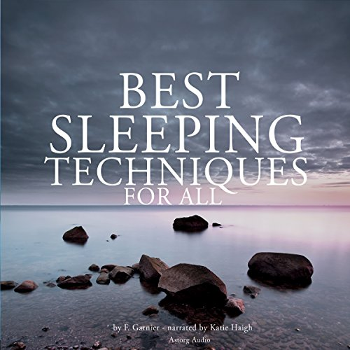 Best sleeping techniques for all cover art