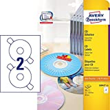 Avery Etichette CD/DVD