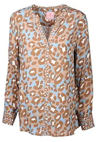 Lieblingsstück Bluse Größe 38 EU Braun (651 light brown)