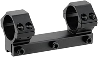 """Leapers Accushot 1-Pc Mount, Dovetail, for 1"""" Rings"""