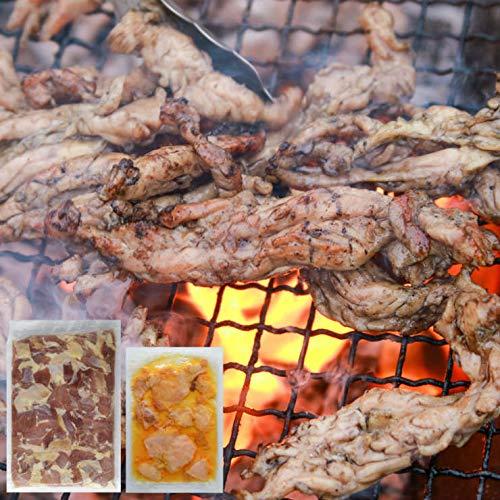 焼き鳥 冷凍 宮崎 鶏せせりの炭火焼きを作る1kgセット 手作り 自作 自家製 バーベキュー(bbq/BBQ) キャンプ飯に