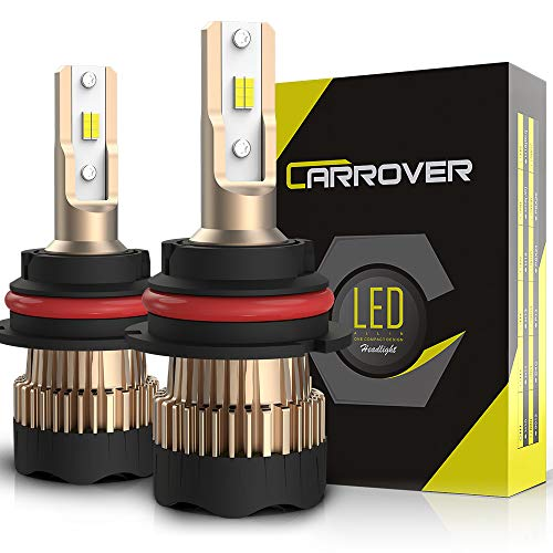Car Rover 9004 LED bulbs
