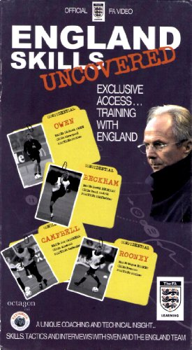 Soccer: England Skills Uncovered [V…