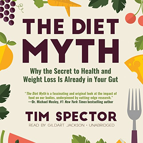 The Diet Myth Audiobook By Tim Spector cover art