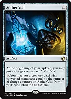 Wizards of the Coast Aether Vial - Iconic Masters