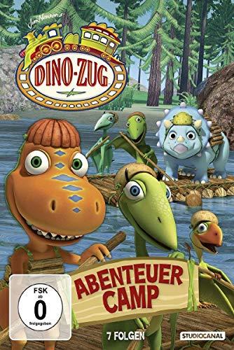 Dino-Zug - Abenteuercamp
