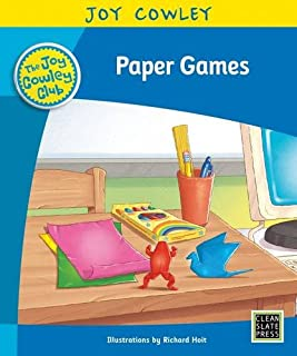 Paper Games: Level 12: After School Classroom Capers, Guided Reading (Joy Cowley Club, Set 1)