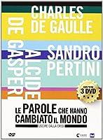 Le Parole Che Hanno Cambiato Il Mondo Cofanetto 04 (3 Dvd) [Italian Edition]