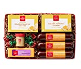 Hickory Farms Sausage & Cheese Collection