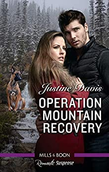 Operation Mountain Recovery (Cutter's Code) by [Justine Davis]
