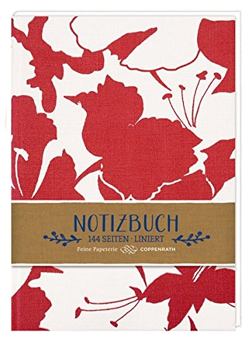Notizbuch - All about red No 1