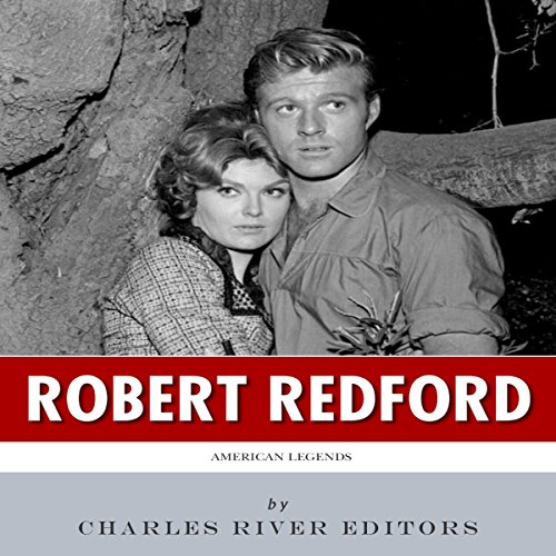 American Legends: The Life of Robert Redford  By  cover art
