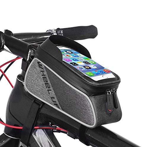 Tricodale Bolsa Bicicleta Cuadro, 6.3