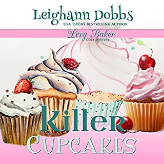 Killer Cupcakes     Lexy Baker Cozy Mysteries              By:                                                                                                                                 Leighann Dobbs                               Narrated by:                                                                                                                                 Hollis McCarthy                      Length: 2 hrs and 22 mins     8 ratings     Overall 4.3