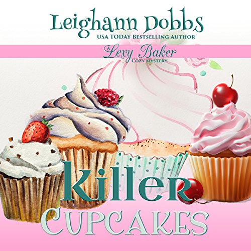 Killer Cupcakes audiobook cover art