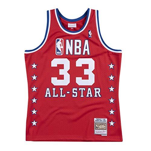 Mitchell & Ness Maillot NBA All Star Ouest Kareem Abdul-Jabbar