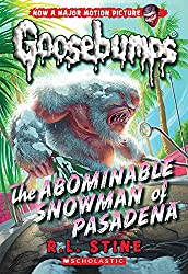 Cover of The Abominable Snowman of Pasadena