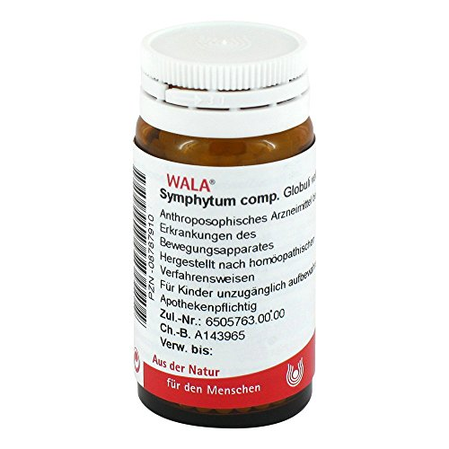 Symphytum Comp. Globuli 20 g
