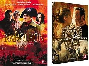 Napol??on (2 dvd) + Guerre et paix (2 dvd)