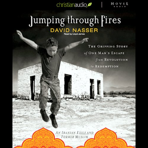 Jumping Through Fires audiobook cover art