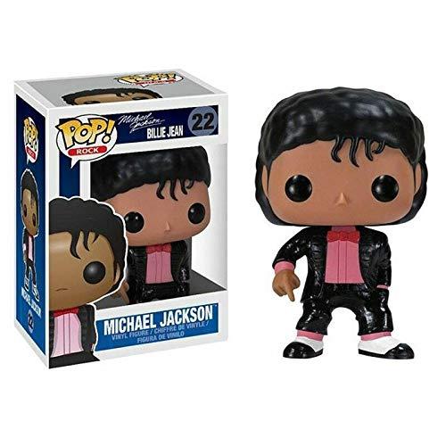 KYYT Funko Rocks: Billie Jean #22 Michael Jackson Pop! Chibi