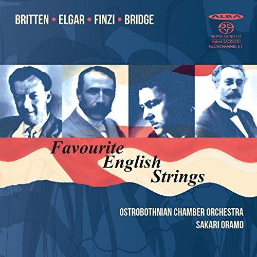 Britten/Elgar/Finzi/Bridge: Fa