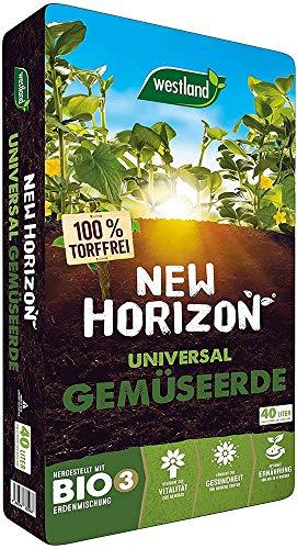 Westland New Horizon 40 litri di terriccio organico per verdure senza torba