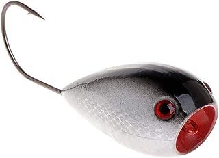 Lergo attrezzatura da pesca esca spinner metallo duro angolato mitra ancorette accessori