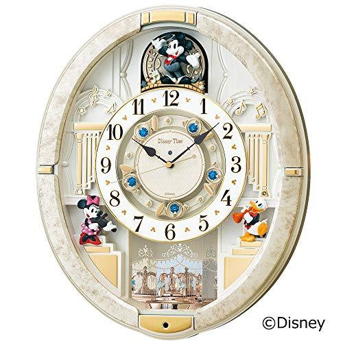 セイコークロック『DisneyTime(FW580W)』