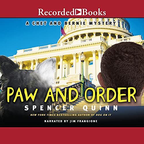 Paw and Order Audiobook By Spencer Quinn cover art
